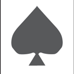 Playing cards- Ace