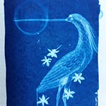 Bird Cyanotype