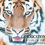 Graduation Cover & Ticket