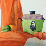 Water Colour Still Life