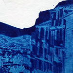 Cyanotype - Spain