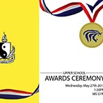 2015 Awards Ceremony Design