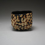 Darted Pottery Bowl