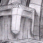 5-Point Perspective Drawing