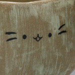 Pusheen Ceramic Bowl