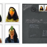 Photoshop Comic Project - Postage Stamps
