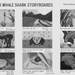 Concentration 8 - Storyboard Whale Shark