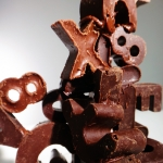 Chocolate structure 1