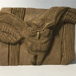 Owl Relief: View 1