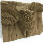 Owl Relief: View 2