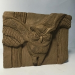 Owl Relief: View 3