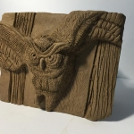 Owl Relief: View 4