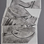 Dry Point Etching #4