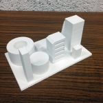 3D Printed Building