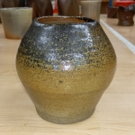 Ceramic Urn - Wood Fired