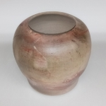 Miniature Ceramic Vessel - Barrel Fired