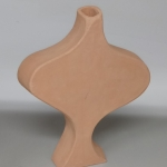Ceramic Vase (slab-formed)