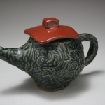 Teapot 1 Finished Work