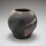 Barrel-fired Vase