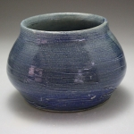 blue curve bowl