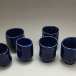 the 6 + 2 blue cups
