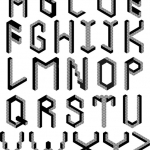 Alphabet/Isometric