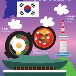 South Korea Infographic