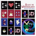 Alice in Wonderland Cards