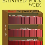 Banned Book Week Poster