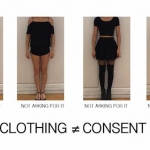 Clothing ≠ Consent
