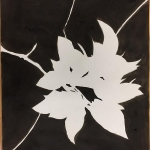 India Ink Negative Shape