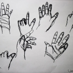 Continuous Hand Drawing