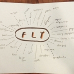 Mind Map of Flying Things