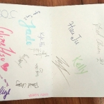 Signatures from Friends