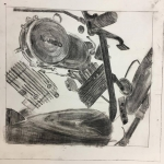 drypoint as drypoint