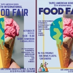 Food Fair Posters V1 and V2