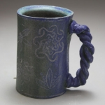 Purple Vine Cup