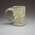 Sgraffito  Design for Mugs