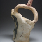 Moche Coil Built Tea Kettle