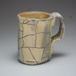 Yellow Pattern Mug