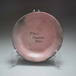 Planter Plate - Top View