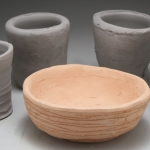 Wheel bowl and cups