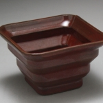 Crimson Stair Bowl