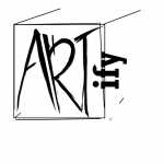 ArtIFY Art Supply Shop Logo 1