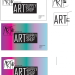 ArtIFY Art Supply Shop Branding 1