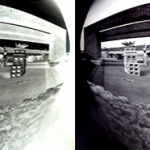 Tea Can Pinhole Image