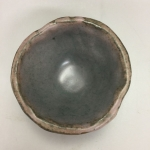 Earthen Inspired Pinch Pot Pic from above