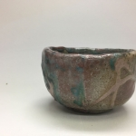 Japanese Glaze Pinch Pot