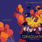 Graduation Brochure Cover