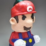 Coil Built Mario Moche Side View